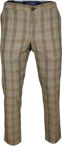Brązowe spodnie Rigon