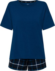 Niebieska piżama DKNY