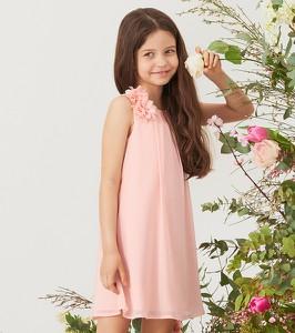Sukienka dziewczęca Cool Club w kwiatki