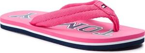 Różowe buty dziecięce letnie Tommy Hilfiger