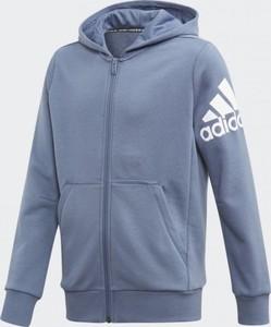 Granatowa bluza dziecięca Adidas