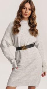 Tunika Renee z długim rękawem w stylu casual