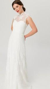 Sukienka Ivy & Oak z krótkim rękawem z dekoltem w kształcie litery v