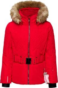 Czerwona kurtka dziecięca Poivre Blanc
