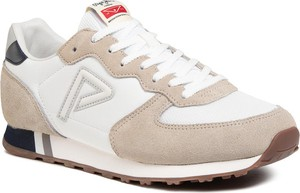 Pepe Jeans Sneakersy Klein Archive Summ PMS30610 Beżowy