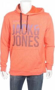 Pomarańczowa bluza Core By Jack & Jones