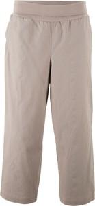 "Bonprix bpc bonprix collection spodnie lniane 7/8 ""wide"""