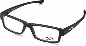 amazon.de Oakley okulary AIRDROP XS JUNIOR OY 8003 matowe czarne junior
