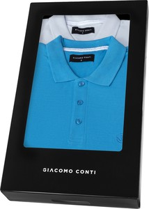Koszulka polo Giacomo Conti