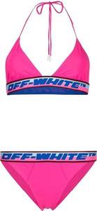 Różowy strój kąpielowy Off White