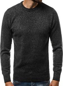 Czarny sweter Ozonee.pl