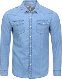 Koszula Tommy Jeans z bawełny w stylu casual