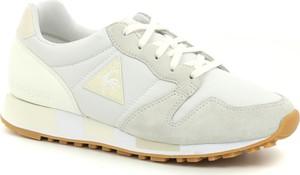 Buty sportowe Le Coq Sportif z płaską podeszwą w sportowym stylu sznurowane