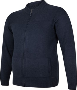 Sweter Bigsize w stylu casual