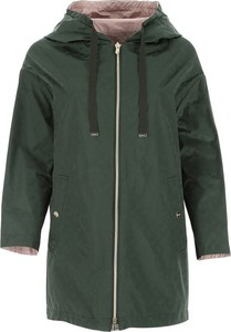 Zielona kurtka Herno w stylu casual