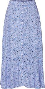 Niebieska spódnica Moves