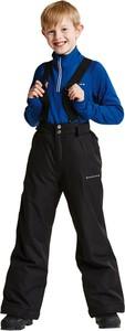 Czarne spodnie dziecięce Dare 2b