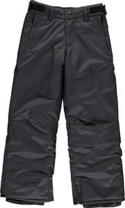 Czarne spodnie dziecięce Billabong