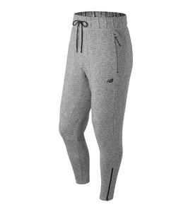 Spodnie New Balance z bawełny