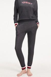 Spodnie sportowe Tommy Hilfiger z dresówki w sportowym stylu