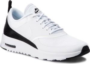 Buty sportowe Nike ze skóry ekologicznej z płaską podeszwą w stylu casual