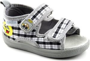 Buty dziecięce letnie American Club na rzepy