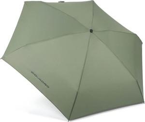 Zielony parasol PIQUADRO