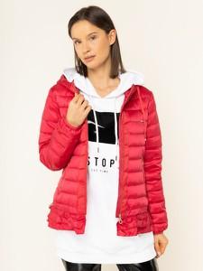 Czerwona kurtka Liu Jo Sport w stylu casual
