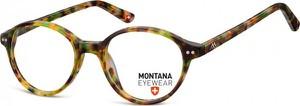 Stylion Okragle oprawki optyczne, korekcyjne Montana MA70C