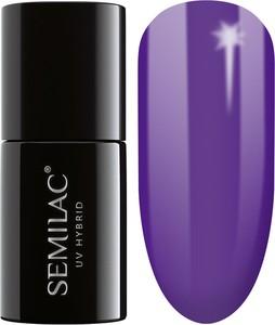 Semilac, lakier hybrydowy 146 purple king