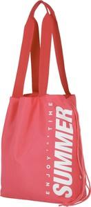 Różowa torebka 4F