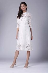 f99e552b70 Sukienka Nommo z okrągłym dekoltem