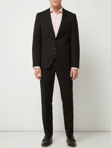 Czarny garnitur McNeal