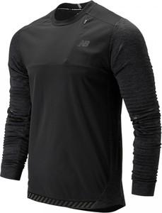 Koszulka z długim rękawem New Balance z długim rękawem z tkaniny