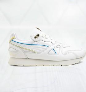 Buty sportowe Puma w sportowym stylu sznurowane