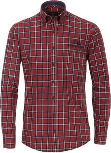 Czerwona koszula Casamoda