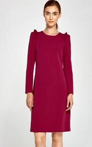Sukienka Nife mini prosta w stylu casual