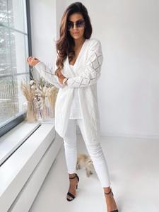 Sweter Versada z moheru w stylu casual