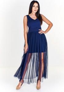 Sukienka ADRAINO INES ROSE mini bez rękawów
