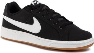 Buty NIKE - Court Royale Canvas AA2156 005 Black/White/Gum Light Brown