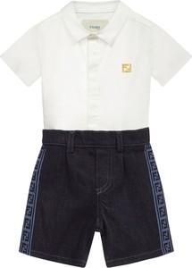 Odzież niemowlęca Fendi dla chłopców