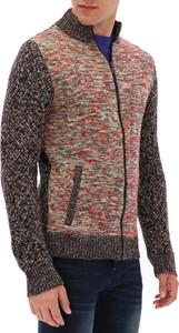 Sweter Desigual z dzianiny