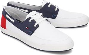 88ca753bef70d półbuty męskie białe. - stylowo i modnie z Allani