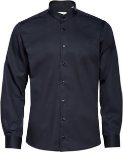 Czarna koszula Veva z bawełny