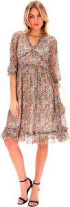 Sukienka Lavard z tkaniny