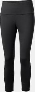 Czarne legginsy Helly Hansen w sportowym stylu