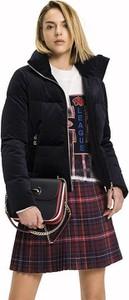 Kurtka Tommy Hilfiger krótka w stylu casual