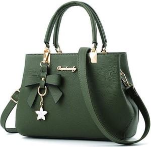 Zielona torebka Sandbella do ręki