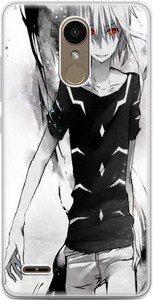 Etuistudio Etui na telefon LG K10 2017 - Manga boy