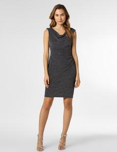 Niebieska sukienka Ralph Lauren midi